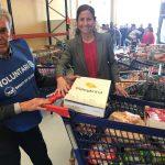 Gracomsa Alimentaria colabora con el Banco de Alimentos de Valencia