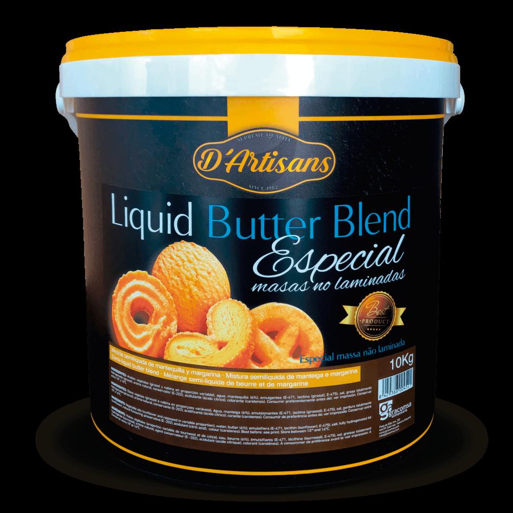 bote de Margarina liquida elité artisans